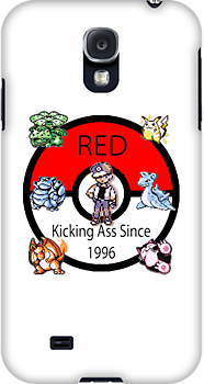 Red - Kicking Ass Since 1996 by bilvers