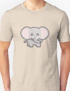 Kawaii Elephant Unisex T-Shirt