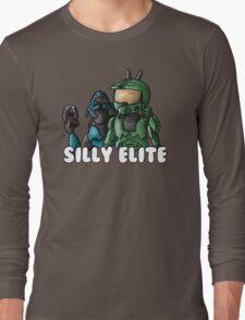 Halo 3- Bunny Ears Long Sleeve T-Shirt