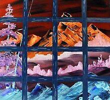 Through the Glass by Ginger Lovellette