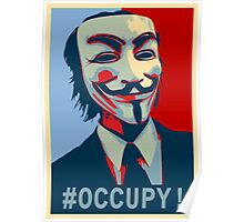 #OCCUPY! Poster