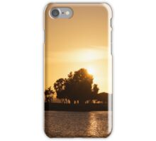 HARBOR SUNSET iPhone Case/Skin