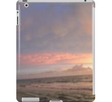 Sunset -Panorama  iPad Case/Skin