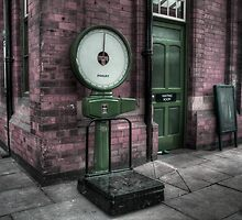 Loughbrough Railway Station by Elaine123