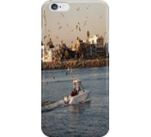 Boat and Birds... iPhone Case/Skin