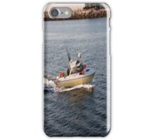 Boat In Water... iPhone Case/Skin