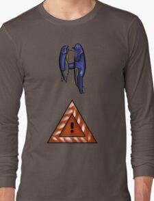 Halo 2- Scarab Gun Long Sleeve T-Shirt