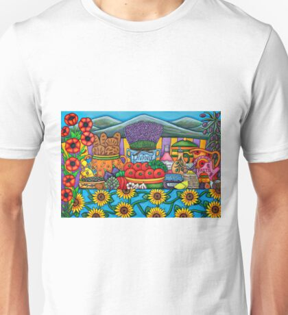 Flavours of Provence T-Shirt