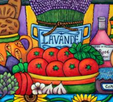 Flavours of Provence Sticker