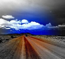 Colour at the end of the Bolivian road by Camila Gelber