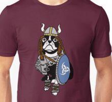 Norse Viking Dog Unisex T-Shirt