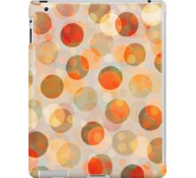 Golden Days of Summer iPad Case/Skin