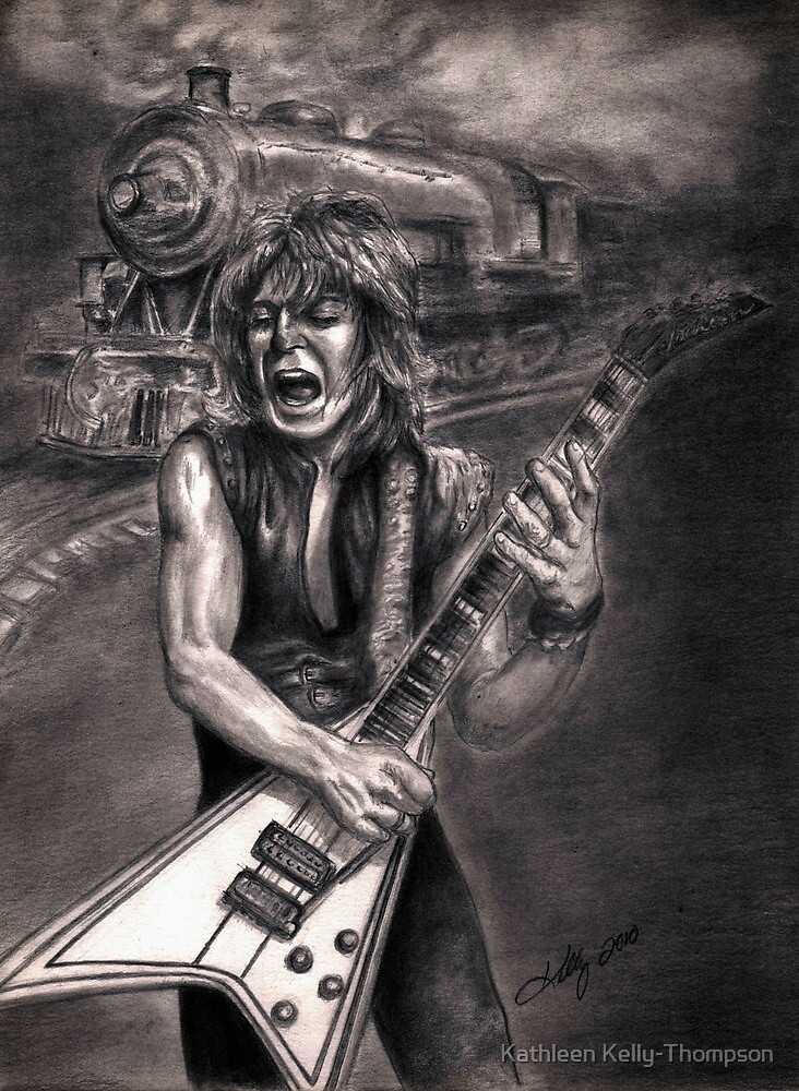 Randy Rhodes by Kathleen Kelly-Thompson