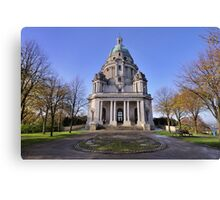 The Ashton Memorial, Lancaster Canvas Print