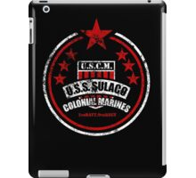 USCM Colonial Marines iPad Case/Skin