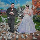 """Love and doves"" by Arts Albach"