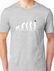 Evolution of the Time Lord Unisex T-Shirt
