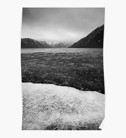 Icy Loch 6 Poster
