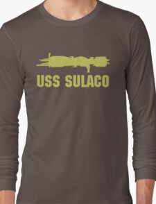 USCM Colonial Marines USS Sulaco  Long Sleeve T-Shirt