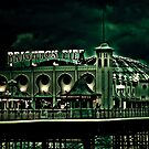 Halloween At The Pier by Jenn Louise