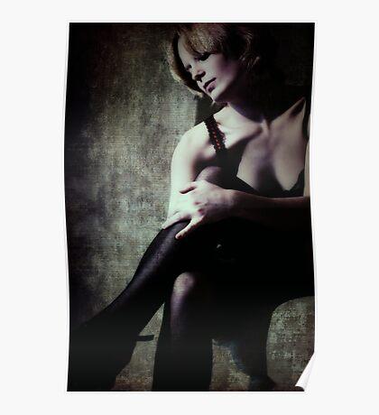 Textured Erotic Poster