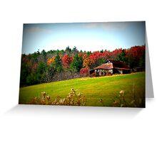 Hillside Beauty~ Greeting Card