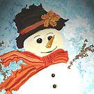 SNOWMAN by Esperanza Gallego