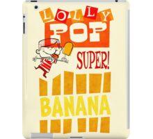 Lolly pop Super! iPad Case/Skin