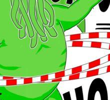 CTHULHU-HOOP Sticker
