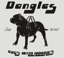 Dangles - Dogs With Handles by Elton McManus
