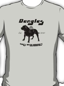 Dangles - Dogs With Handles T-Shirt