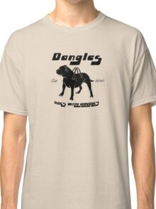 Dangles - Dogs With Handles Classic T-Shirt