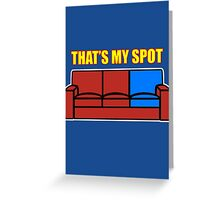 That's my Spot Greeting Card