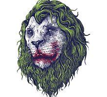 Why so Lion? by BlackHawk341