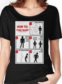Rocky Horror Picture Show Time Warp Women's Relaxed Fit T-Shirt