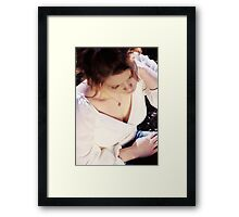 Thoughts Framed Print