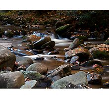 Gentle Cascade Photographic Print