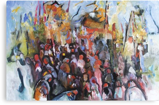 Occupy... Wounded Knee by Reynaldo