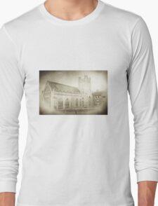 Black Abbey Kilkenny Long Sleeve T-Shirt