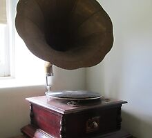 His Master's Voice by v-something