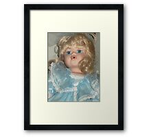 Bottle Fed Framed Print