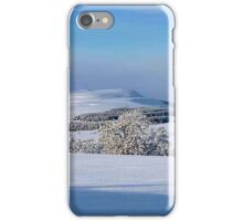 Winter in Northumberland iPhone Case/Skin