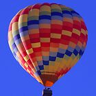 Balloons over Arizona by McQphotography