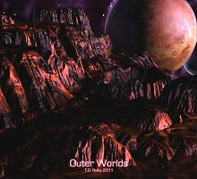 Outer Worlds by Dreamscenery