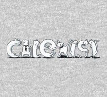 Cat-Exist | Coexist Baby Tee
