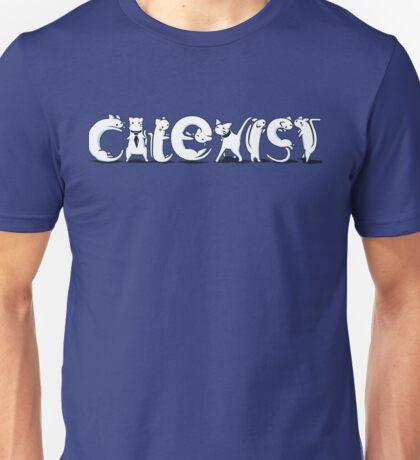 Cat-Exist | Coexist Unisex T-Shirt