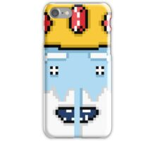 8-bit Ice King iPhone Case/Skin