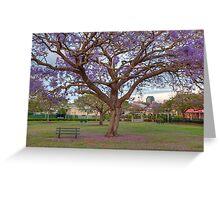 New Farm Park • Brisbane • Queensland Greeting Card