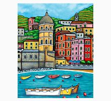 Colours of Vernazza, Cinque Terre Unisex T-Shirt