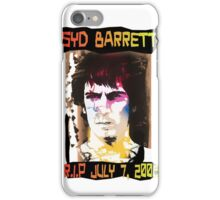 Syd Barrett iPhone Case/Skin